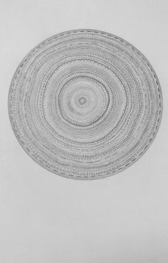 Circle Ring Drawing